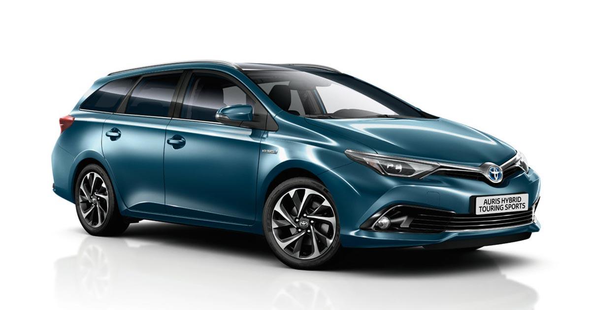 Toyota Auris Touring Sports Hybrid Business City Rent It