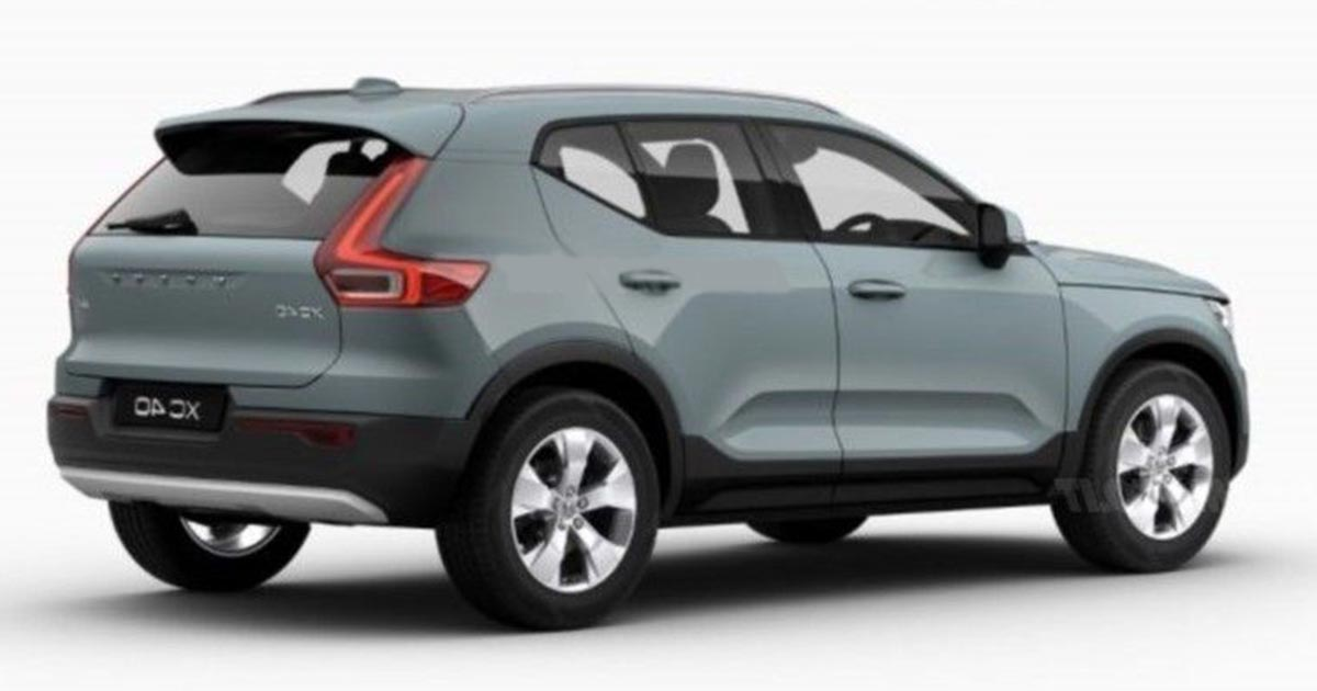 noleggio a lungo termine volvo xc40 d3 geartronic business city rent. Black Bedroom Furniture Sets. Home Design Ideas
