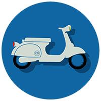 noleggio lungo termine scooter