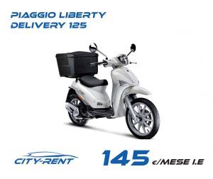 piaggio liberty delivery articolo