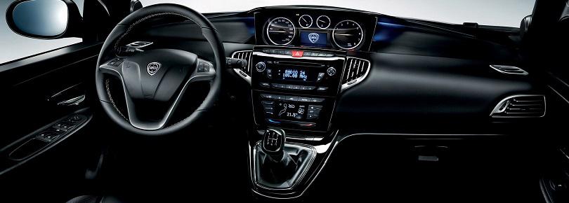 Lancia Ypsilon interni