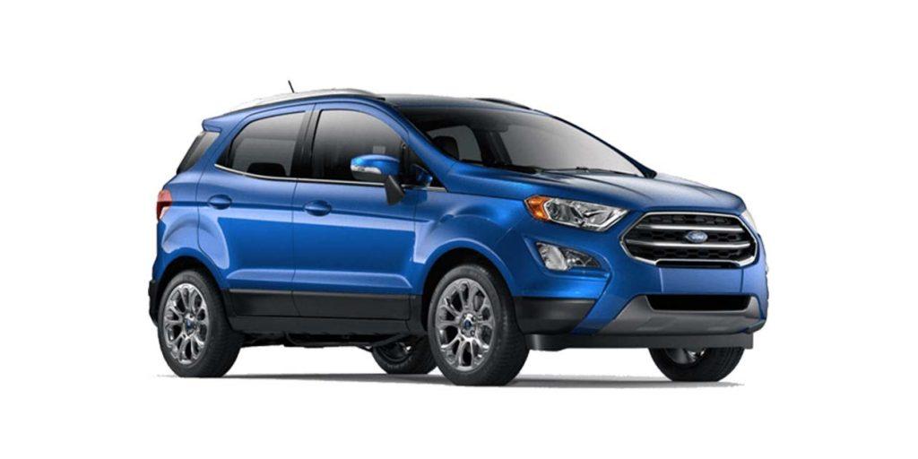 Noleggio auto usata Ford Ecosport