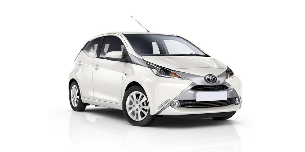 Noleggio auto usata Toyota Aygo