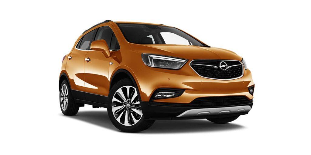 Noleggio auto usata Opel Mokka X